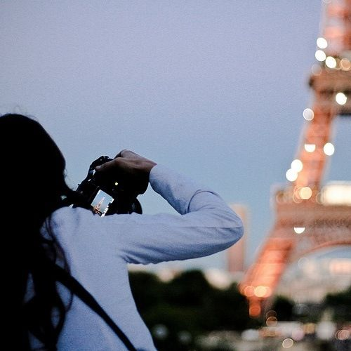 Want Paris? This could be you... Je Suis. PARIS can take you there.