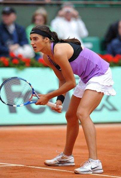 Caroline Garcia Photos Photos Roland Garros 2011 Tennis Players Female Tennis Players Roland Garros