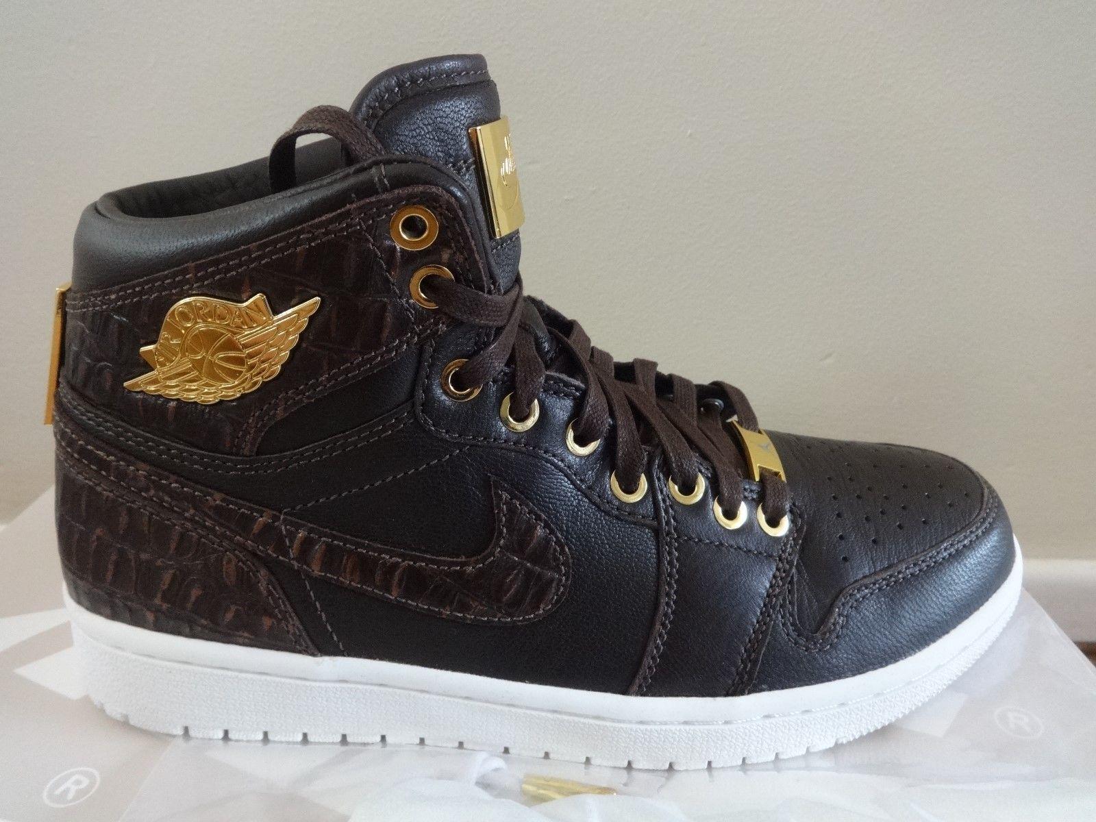 Nike sneakers Air Jordan 1 Pinnacle Hombre Trainers sneakers Nike Zapatos 705075 205 NEW+BOX 76a8df