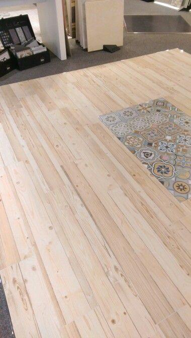 Fliese In Holzdielenoptik Fliesen Malik Küche Pinterest - Fliesen malik