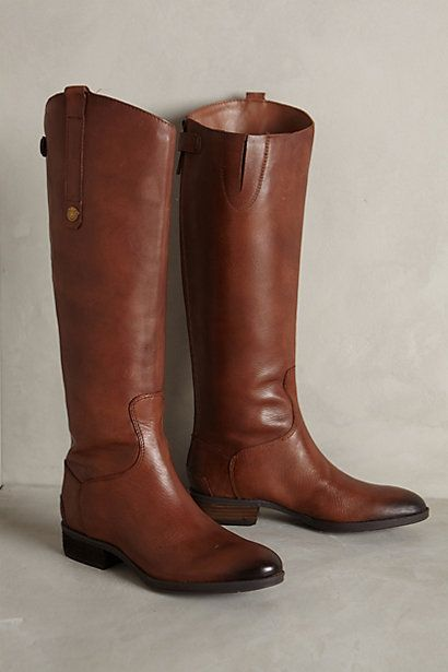 440fe486d A quality pair of riding boots never goes out of style Anthropologie Sam  Edelman Penny Boots
