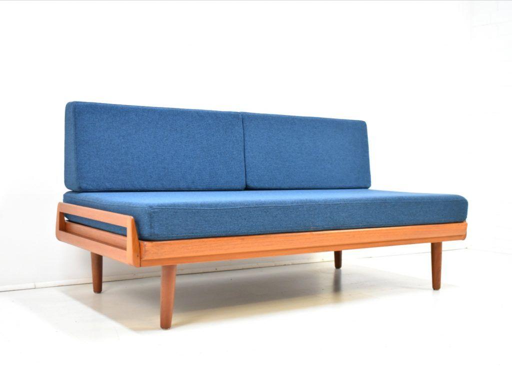 Knoll Antimott Daybed Sofa Mid Century 60er Stilelite Mit