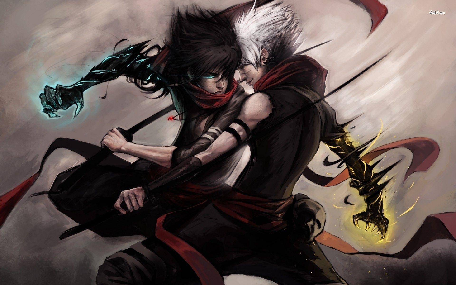Anime warrior google nicoo bayo d - Anime female warrior ...
