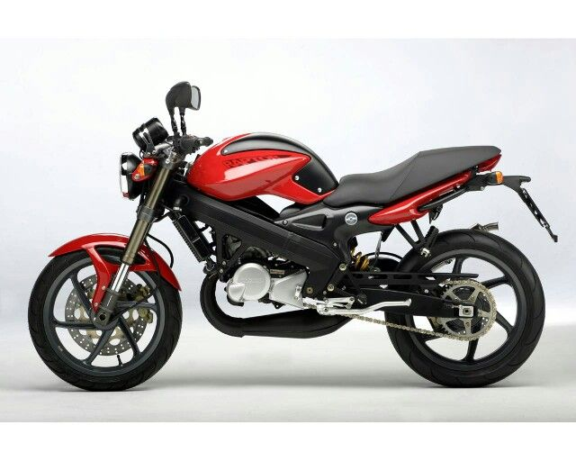 Cagiva Planet Red