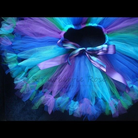 knotted end tutu