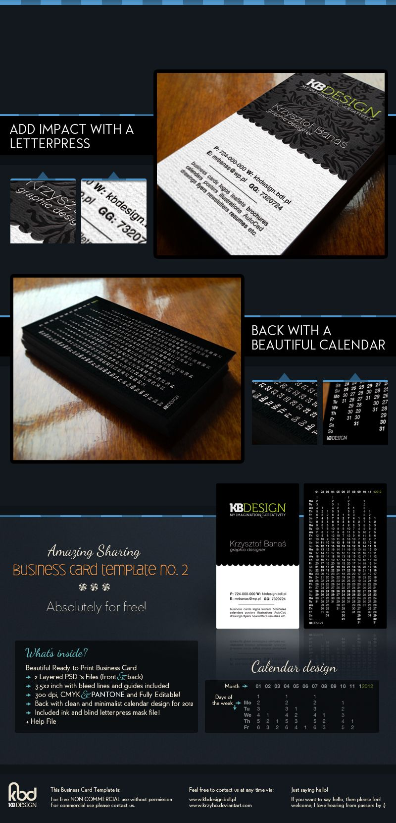 Free business card template no2 business cards pinterest free free business card template no2 reheart Gallery