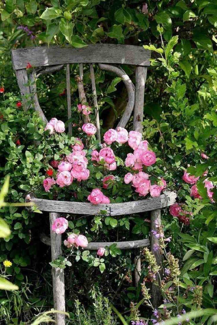 Comment Amenager Un Jardin Romantique Conseils Et Idees En Images