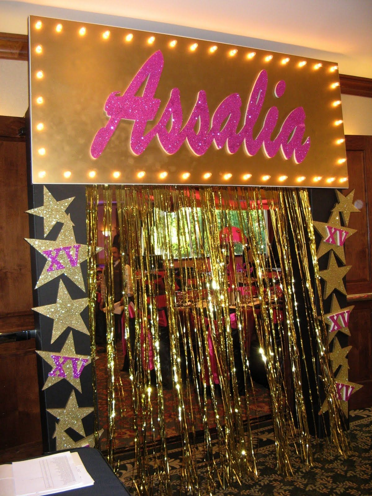 Quinceanera decorations quinceanera dresses in houston for Decor 77005