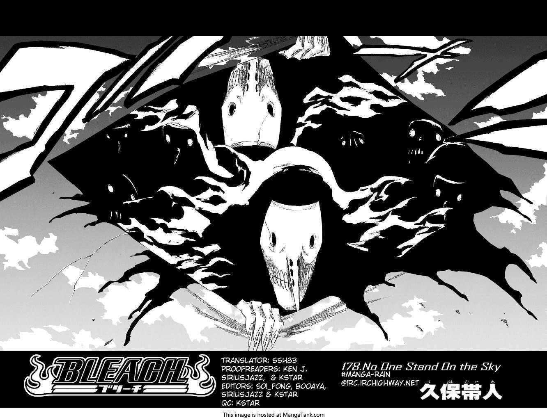 Bleach Manga ch.178 Page 1