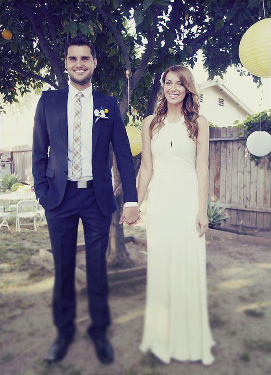 8e6feba6b51d Vow renewal attire - still dressy, but more casual than traditional wedding