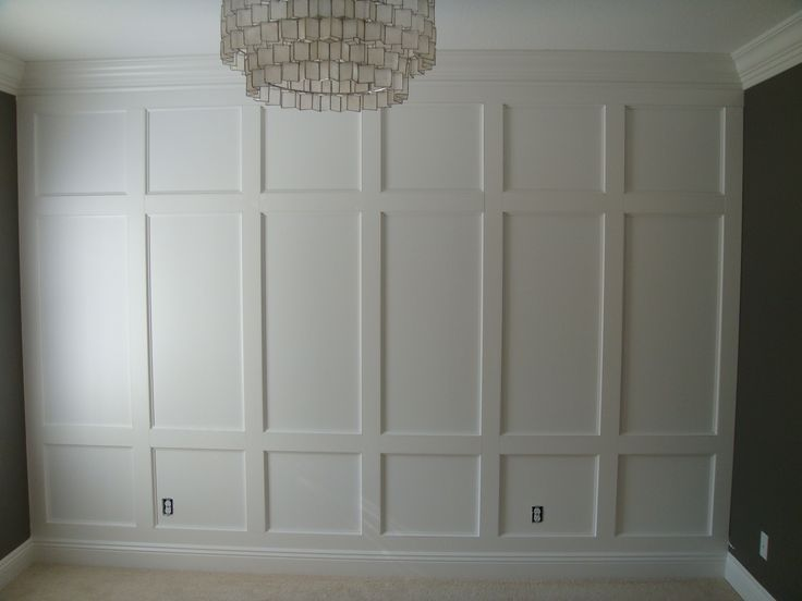 Wainscoting Feature Wall