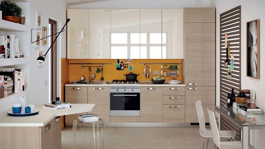 Practical Kitchen Design with Modern Minimalist Kitchen Cabinets & Practical Kitchen Design with Modern Minimalist Kitchen Cabinets ...