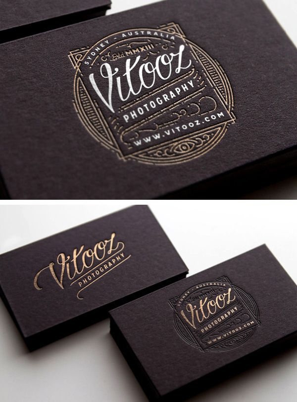 Standing out as a photographer 16 of the best photography business the top 16 photography business cards design ideas joe whites business card design for brazilian photography company vitooz reheart Gallery