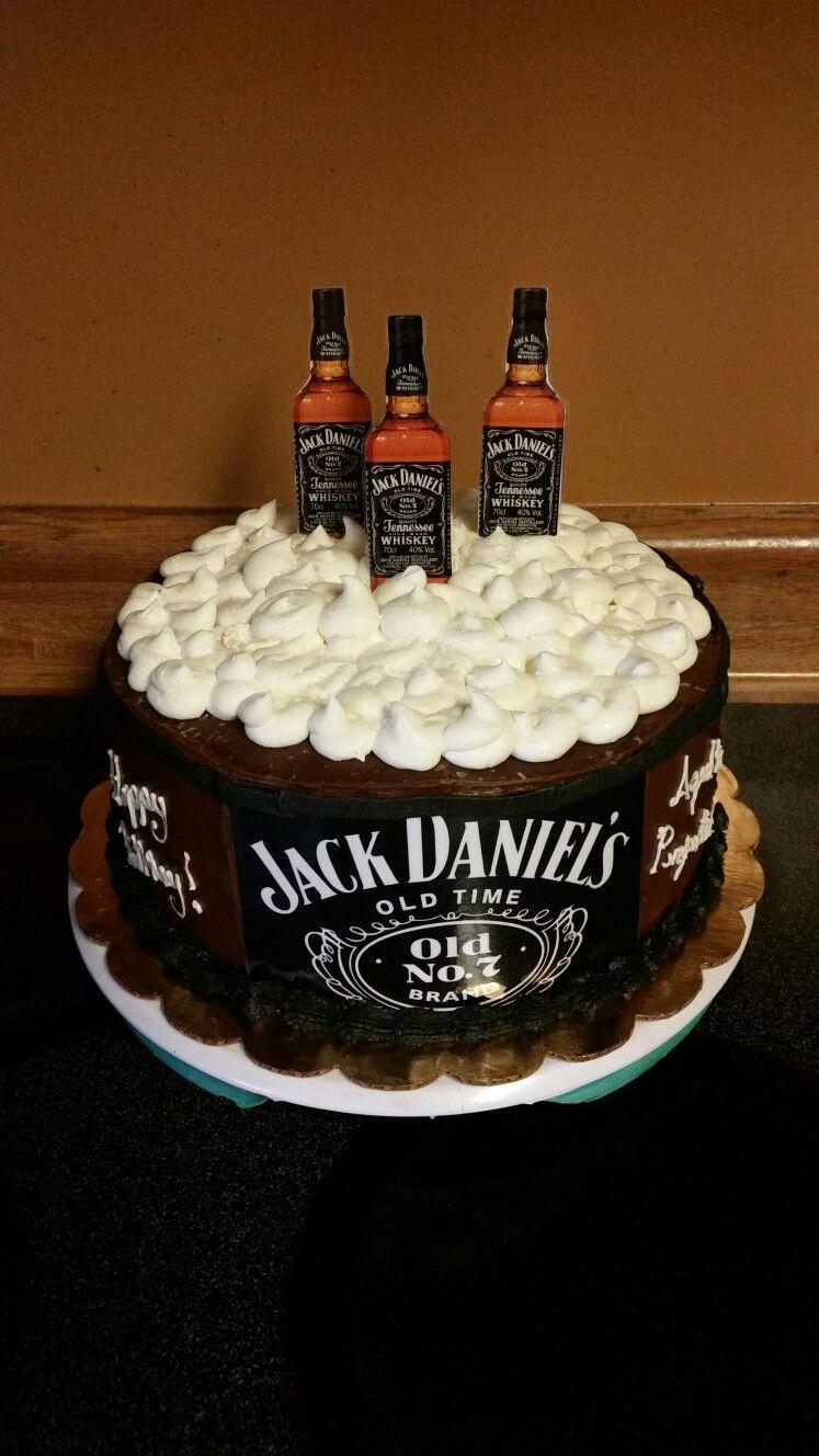 Jack Daniels Cake Cakes I Made Pinterest Jack Daniels Cake