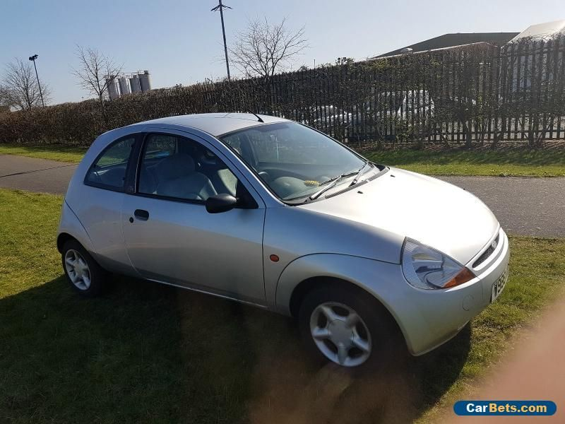 2000 Ford Ka 2 Silver Mot Dec 96k Ford Ka2 Forsale Unitedkingdom Cars For Sale Sale Ford