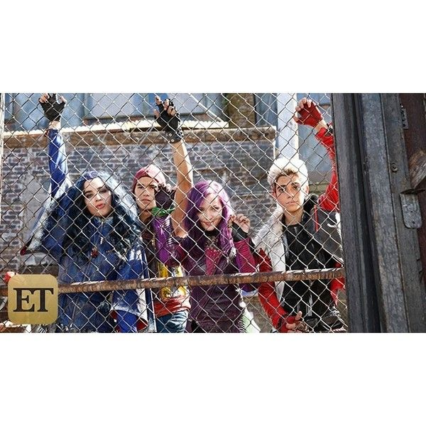 EXCLUSIVE Get the Scoop on the Original Songs From Disney's... ❤ liked on Polyvore featuring descendants