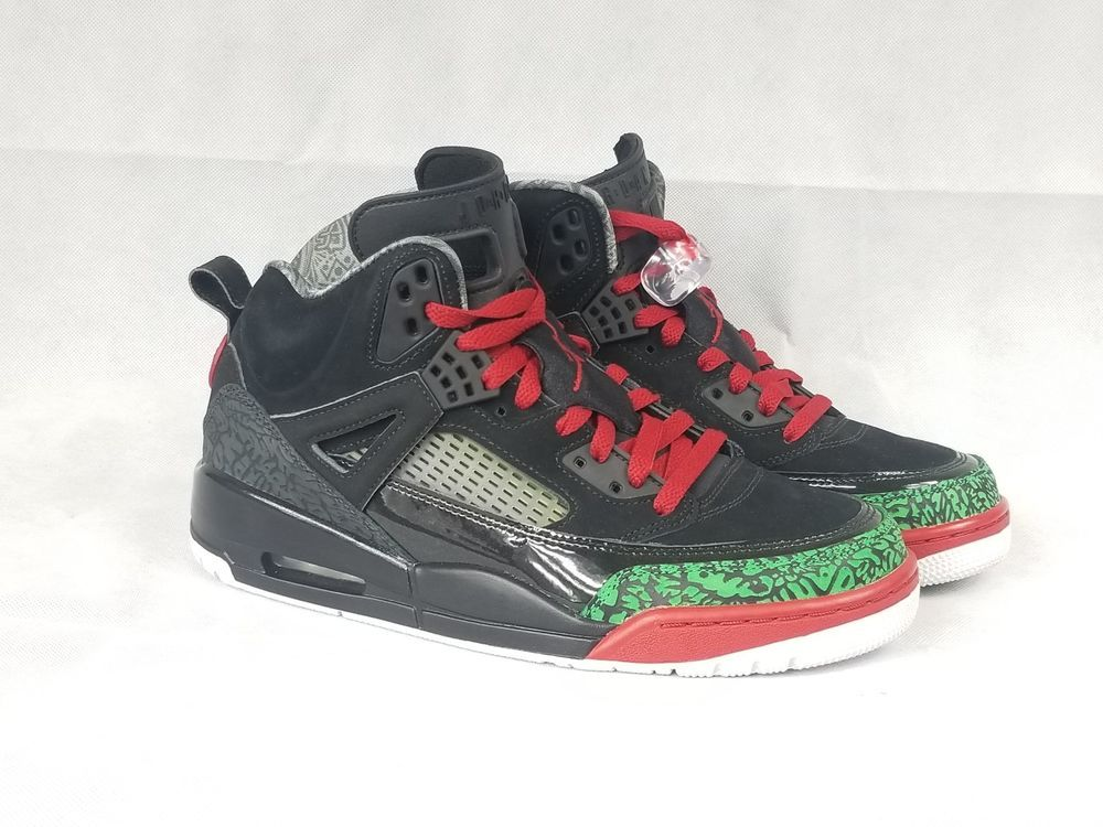 premium selection a98a4 af57a Nike Air Jordan Spizike Size 9 Black Green White Red OG Color 315371-026   175  fashion  clothing  shoes  accessories  mensshoes  athleticshoes (ebay  link)