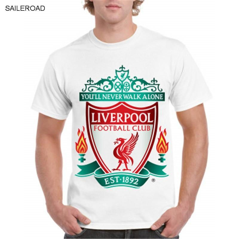 657cc1481fd What a great T-Shirt #YNWA. Find this Pin and more on Liverpool FC ...