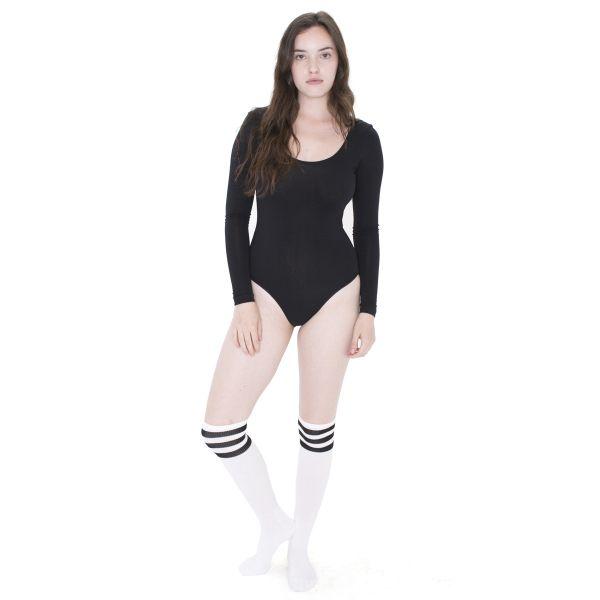 Stripe Knee-High Socks