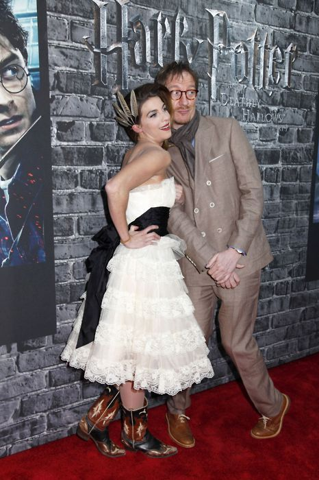 I Just Love Natalia I Think They Found The Perfect Remus Tonks Harry Potter Universal Harry Potter Love Harry Potter Obsession