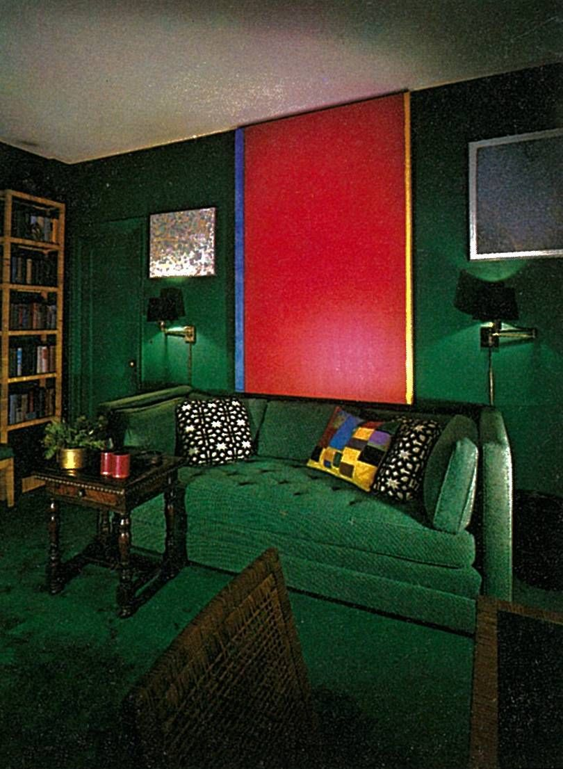 From the archive: S. I. Newhouse Jr's Manhattan apartment ...