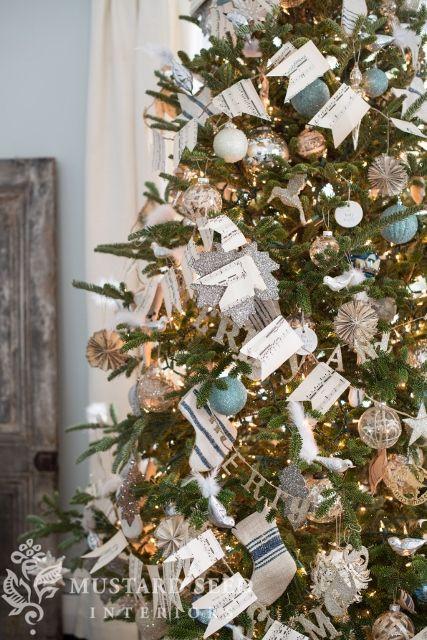 Boxwood My Christmas Tree Miss Mustard Seed Scandinavian Christmas Decorations Merry Christmas Yall Christmas Tree