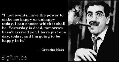 A Famous Groucho Marx Quote Groucho Marx Groucho Marx