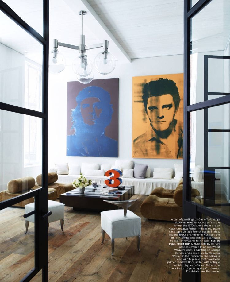 I saw this in the December 2015 issue of @ELLEDECOR.   http://bit.ly/1pTydyx
