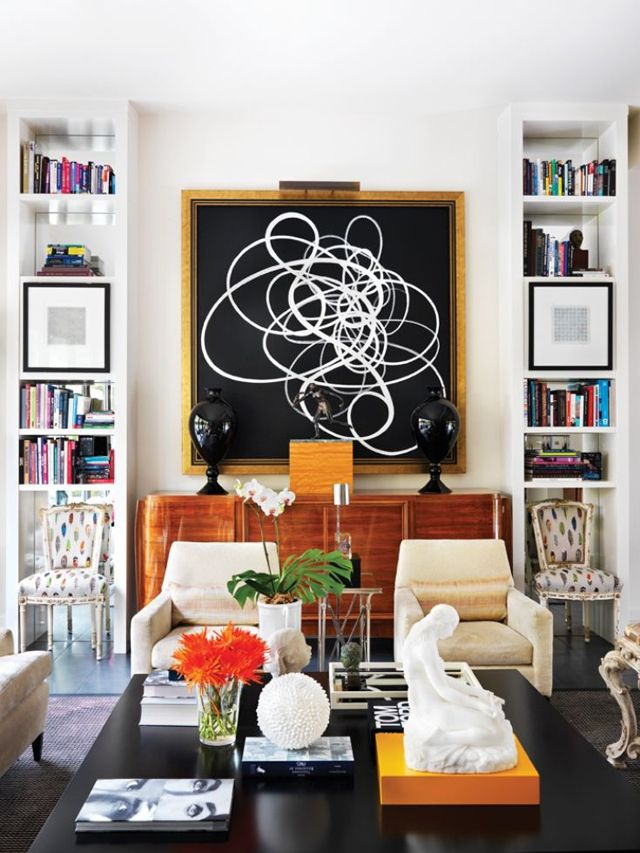 Abstract Room Designs: Living Room Inspiration, Living Room