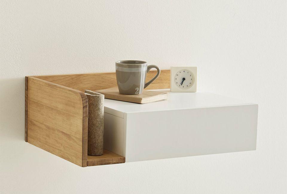 Suspended Bedside Table Wall Mounted Bedside Table Bedside