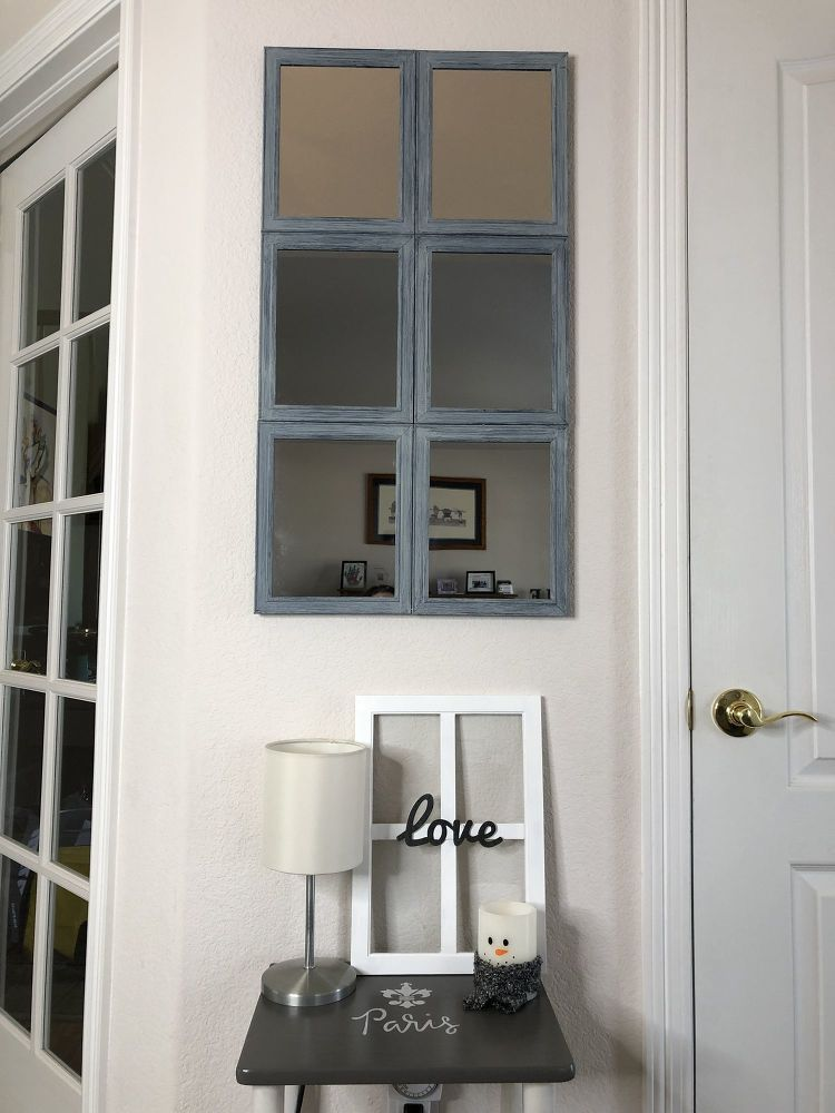 Pottery Barn Inspired Mirror In 2020 Pottery Barn Inspired Pottery Barn Home Decor