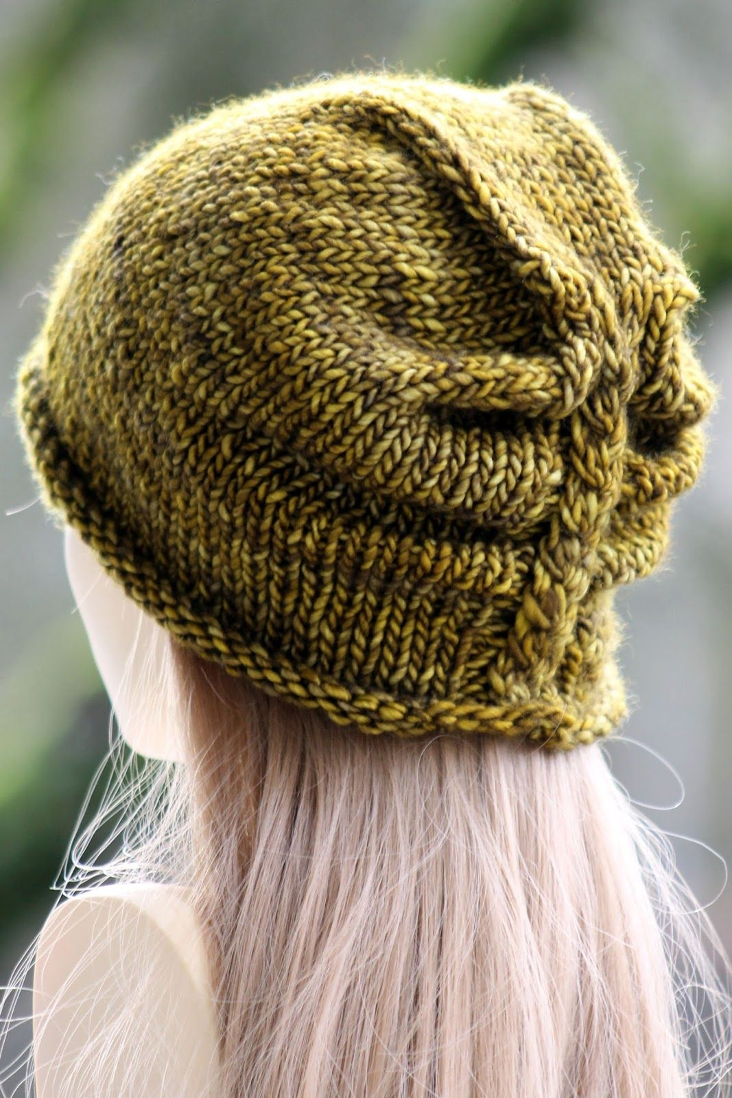 Im lichen this hat balls to the walls knits a collection of free im lichen this hat balls to the walls knits a collection of free one and two skein knitting patterns i love this free pattern for a knit slouchy hat bankloansurffo Image collections