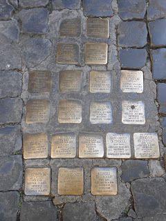 When in Rome...see the plaques on Via della Madonna dei Monti. Rome Lazio,