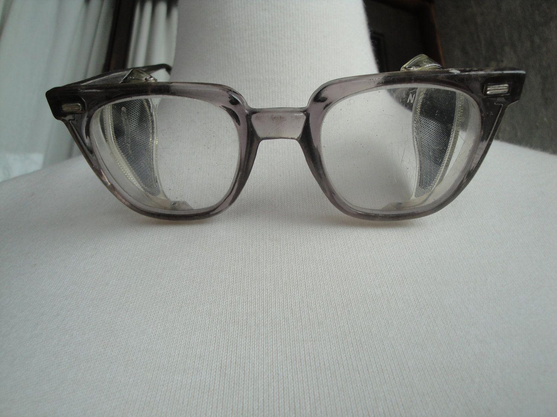 Vintage safety glasses | 20 20 | Pinterest | Safety glass, Bling and Bag