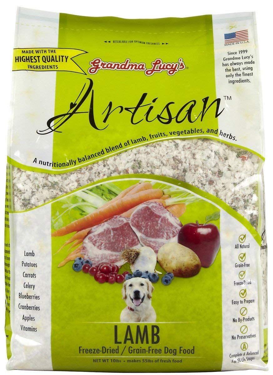 Grandma lucys artisan grainfree lamb 10 lb bag find