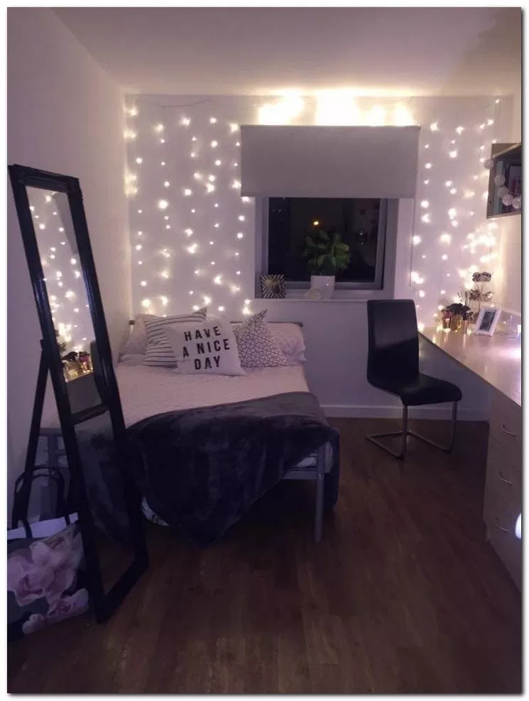 29 Cool College Apartment Decoration Ideas Apartmentdecorating Apartmentideas Apartmentdesign Home Small Room Bedroom Bedroom Styles Dorm Room Inspiration