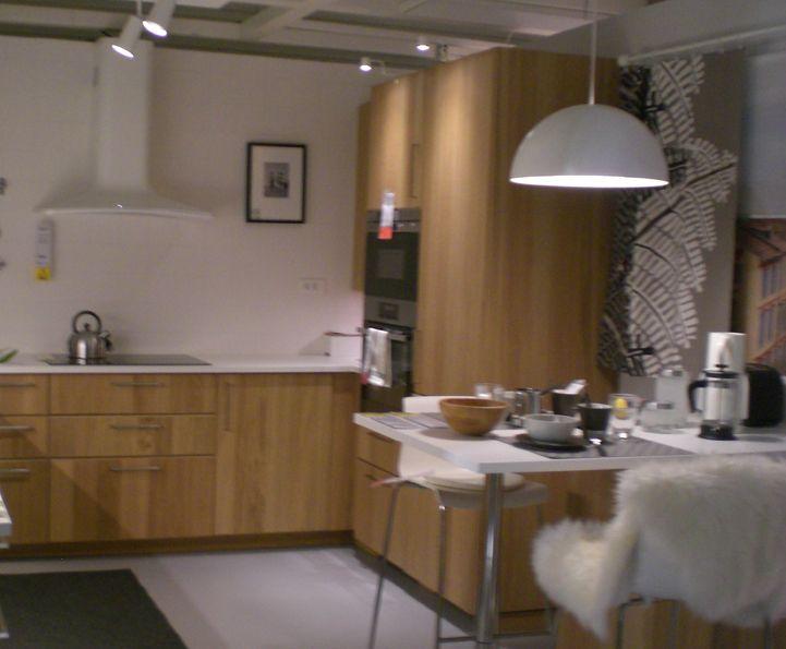 Metod Bois Brut Indus Ikea Kitchen Cabinets Ikea Kitchen Cool Kitchens
