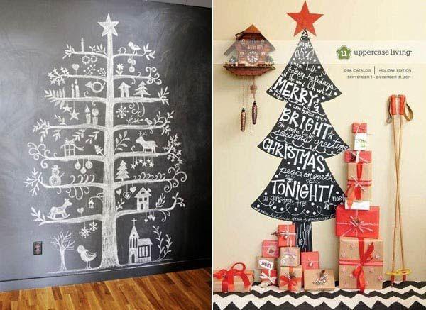 20 ideas originales para que tu rbol de navidad sea el - Arbol tipico de navidad ...