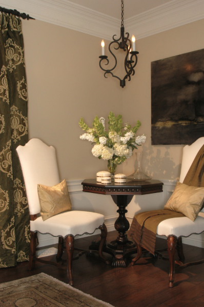 Queen Anne Two Bedroom - Traditional - Living Room - san ...