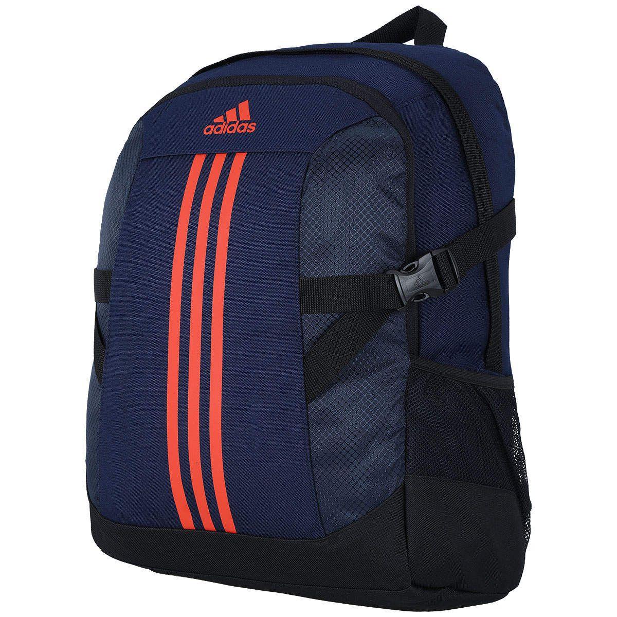 8bfbd0d3932 Mochila Power II SS16 - Masculina   Adidas   Pinterest   Backpacks ...