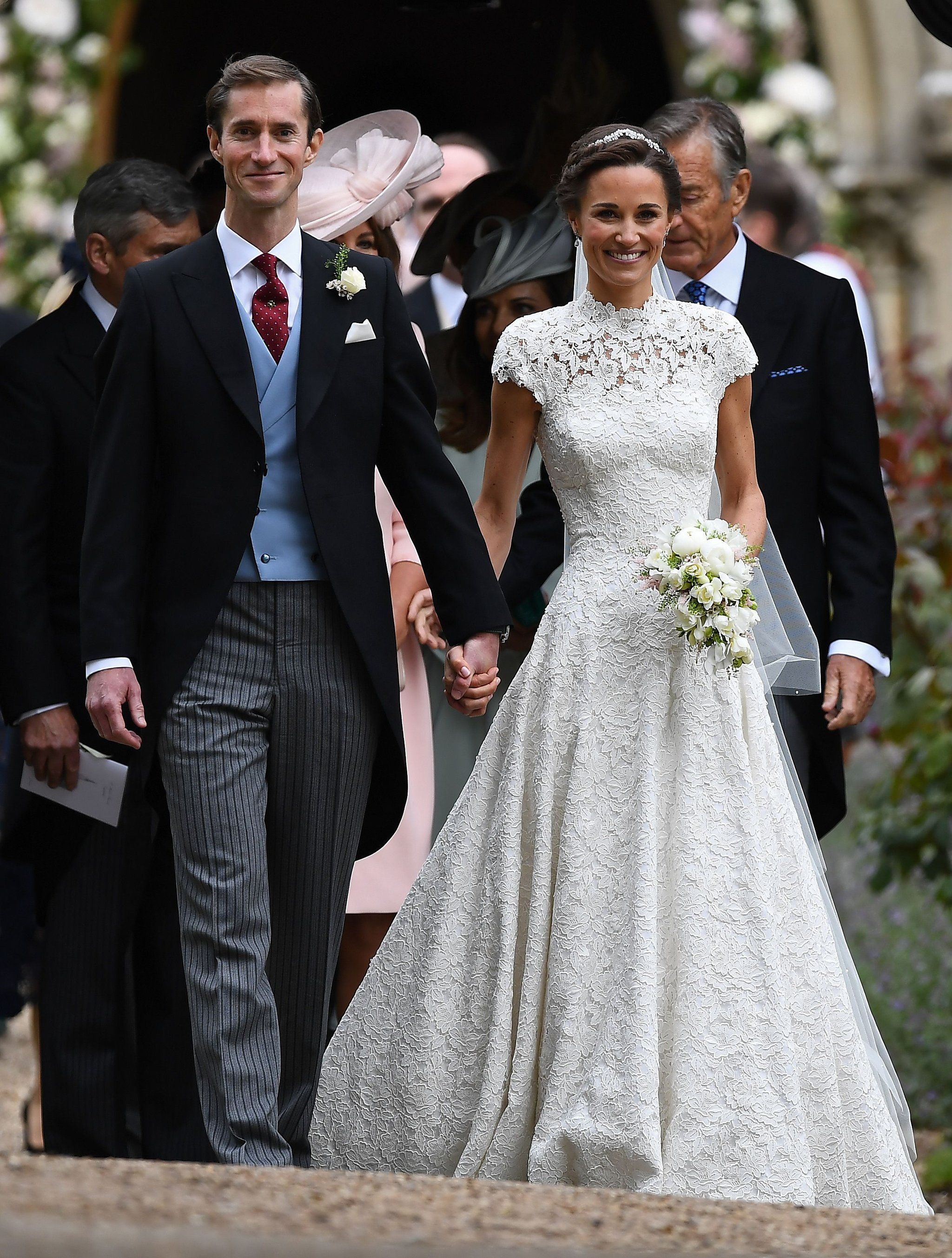 Pippa Middleton And James Matthews Are Married Pippa Middleton