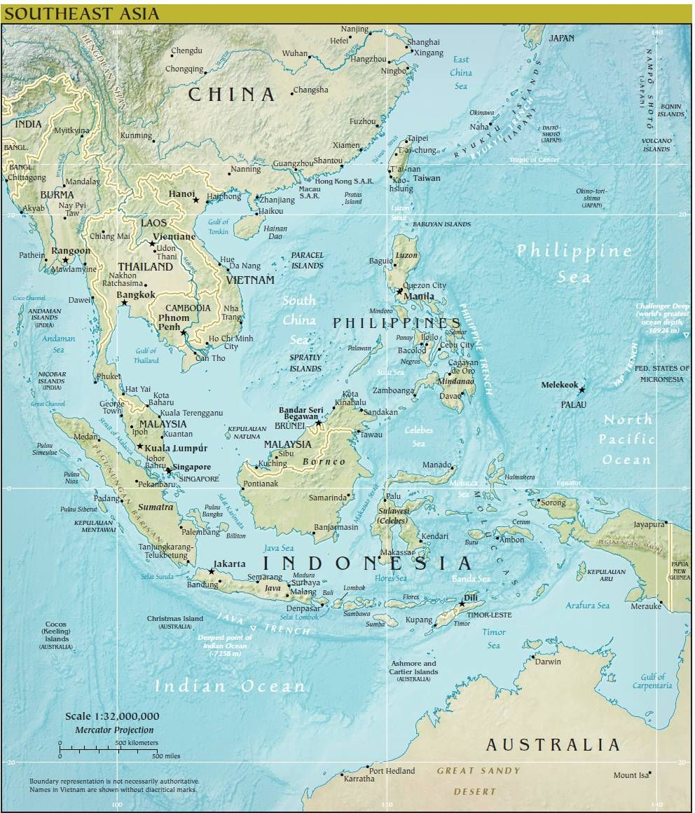 Geography for kids southeast asia science and history and map of southeast asiahome sweet home gumiabroncs Gallery