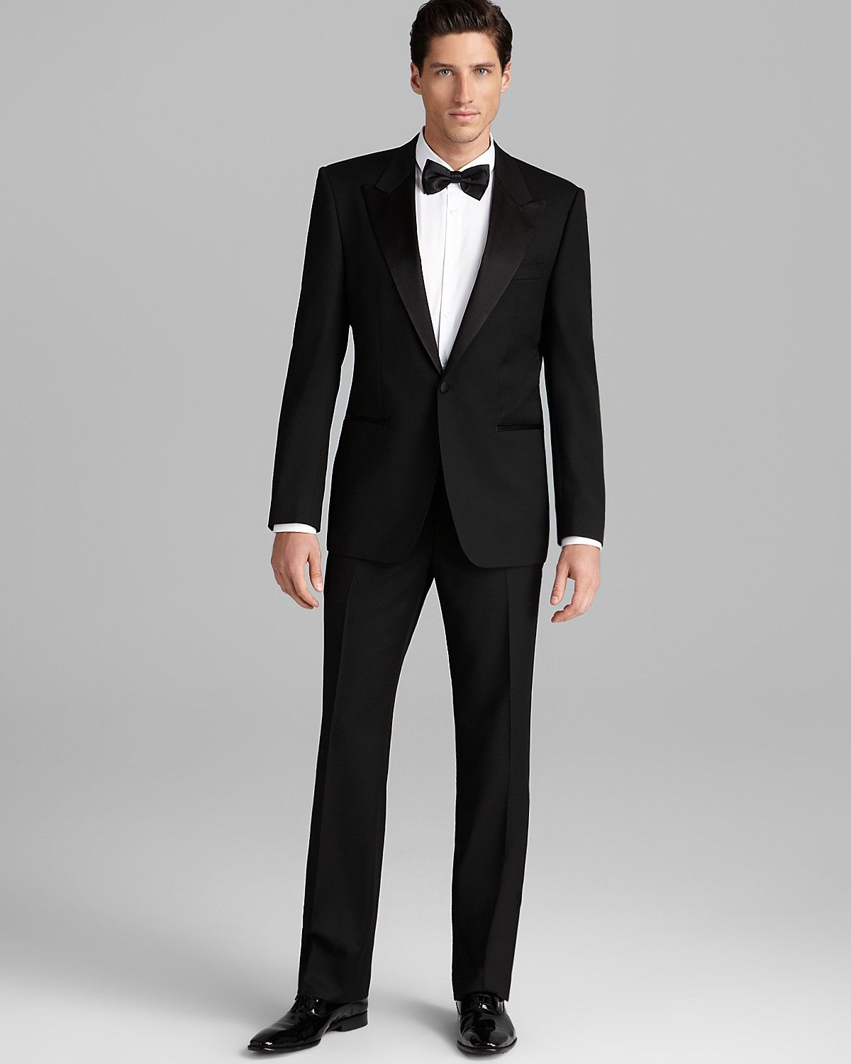 soir e black tie tenue de soir e cocktail menswear pinterest suits tuxedo et tuxedo for men. Black Bedroom Furniture Sets. Home Design Ideas