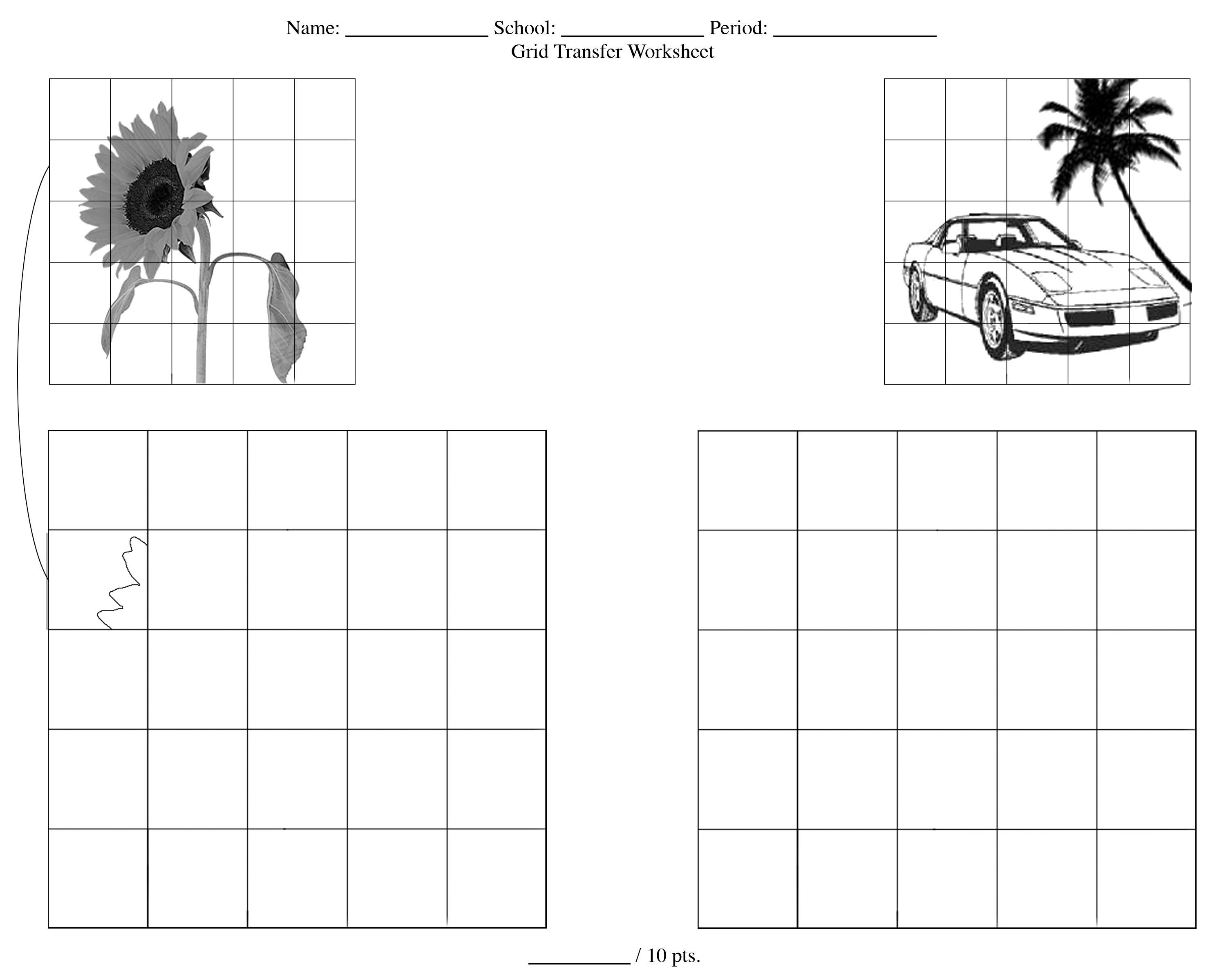 Image Result For Art Worksheets