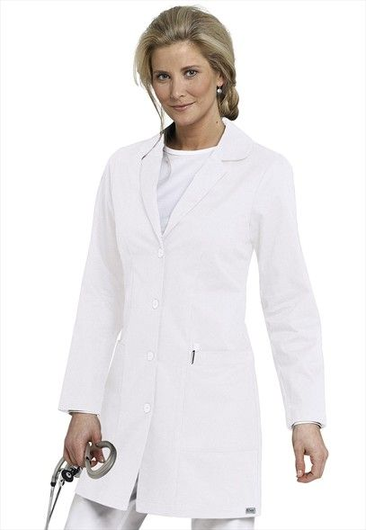Greys Anatomy fashion lab coat. | Nursing | Pinterest | Grays ...