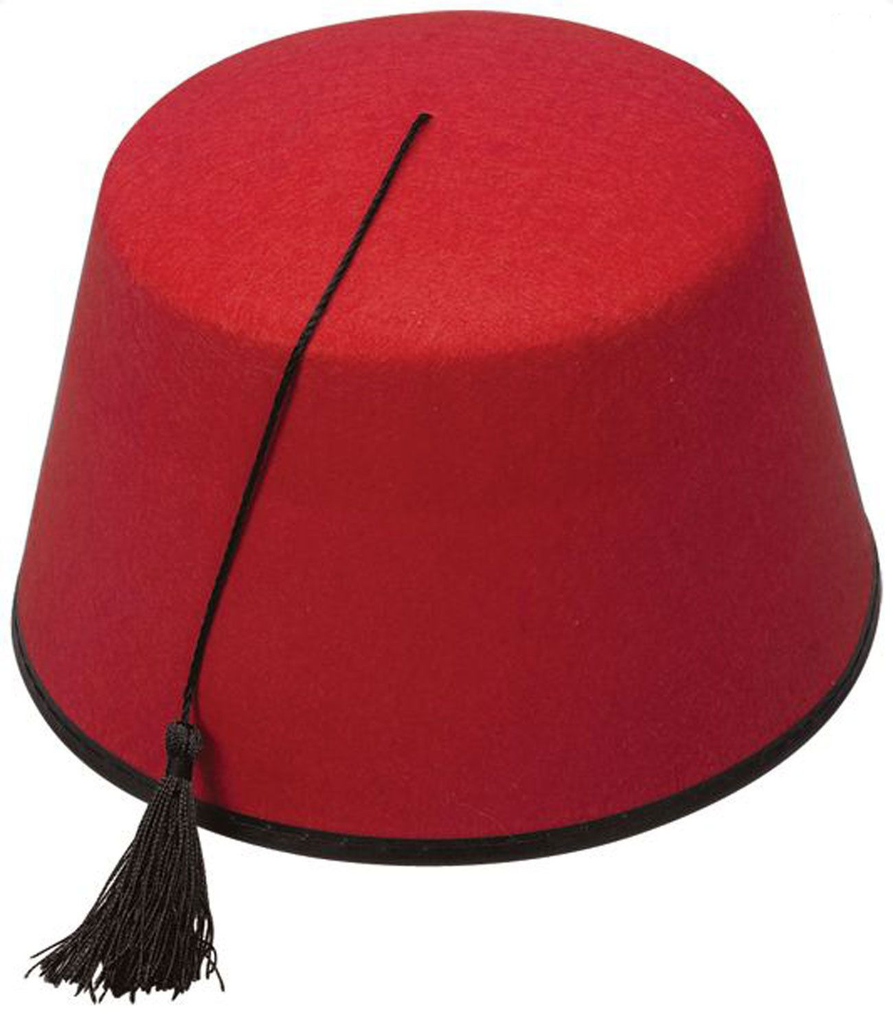 4//8//12//16 Fancy Dress Fez  Hat Morocco Moroccan Tommy Cooper Turkish