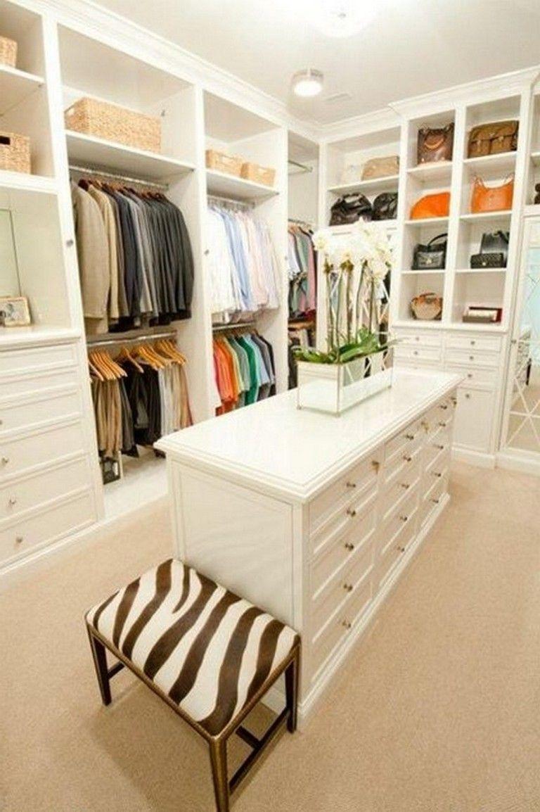 35+ Awesome and Elegant California Closet Designs