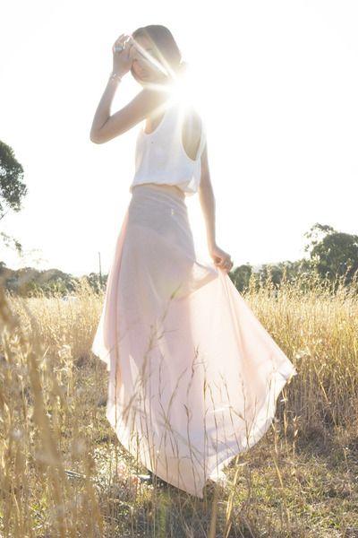 Pink-diy-sheer-skirt-skirt-white-gary-pepper-vintage-top-black-alexander-wan