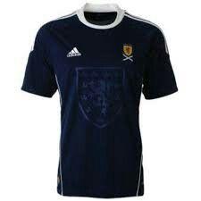6fa68fcf0 2010-11 Scotland Adidas Home Football Shirt One of my favorite teams. Gotta  get