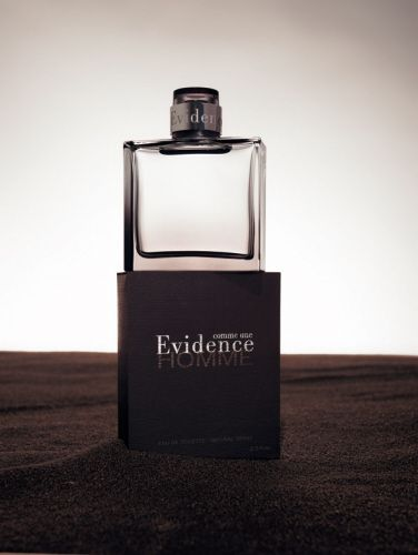 Comme Une évidence Homme Is A Fragrance That Encourages Harmony